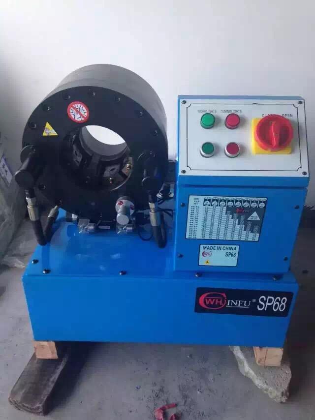 DX68压管机的参数是什么?
