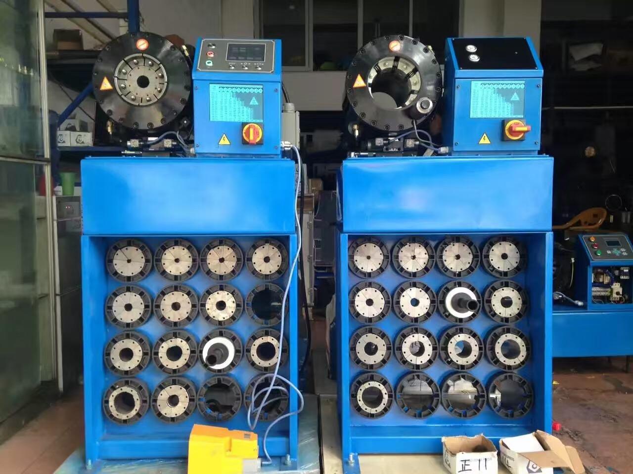 西安亚压管机价格是多少?购买西安压管机需要注意什么? - 1