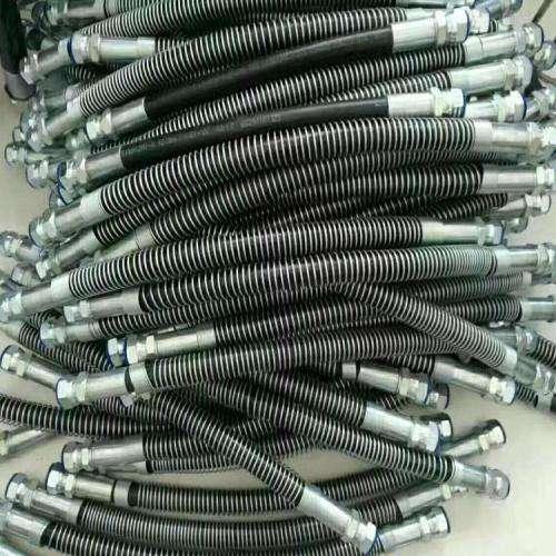 西安高压油管压管机厂家批发插图