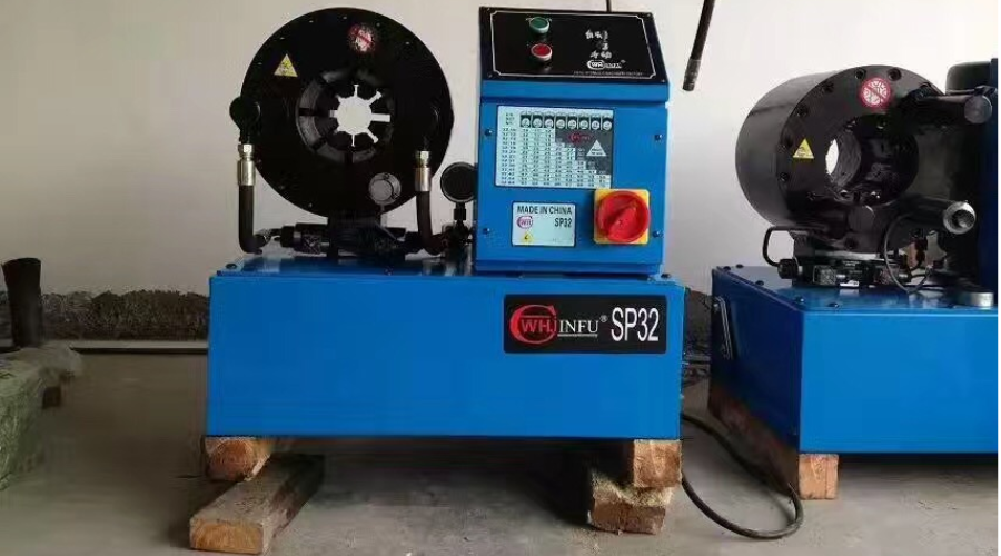 2寸高压胶管压管机 产品技术参数插图