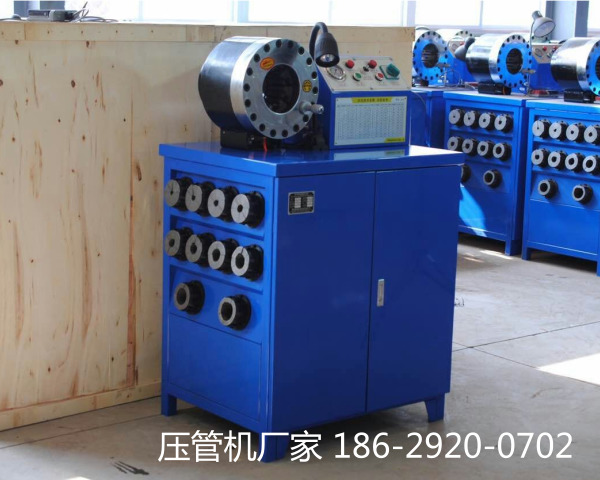 郴州压管机厂家,唐山邯郸压管机、二手压管机哪里有插图