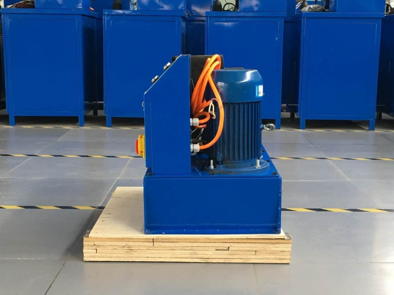 液压缩管机设计结构原理插图2